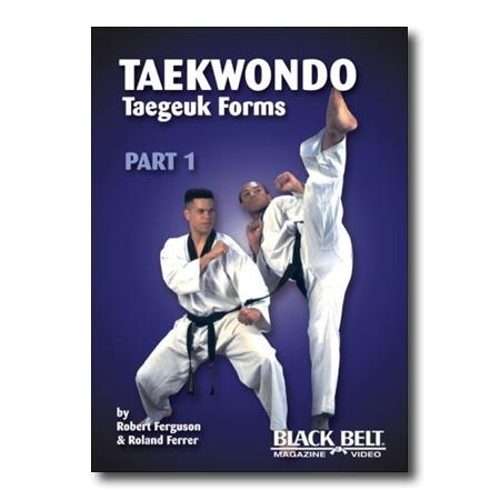 how to teach myself to do taekwando