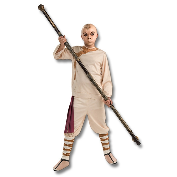 the last airbender aang costume aang halloween costume