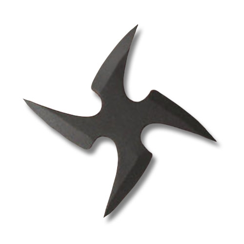 Windows10up.com Download Free Tiny Typhoon Shuriken - Mini Ninja Stars - Toy Throwing Stars