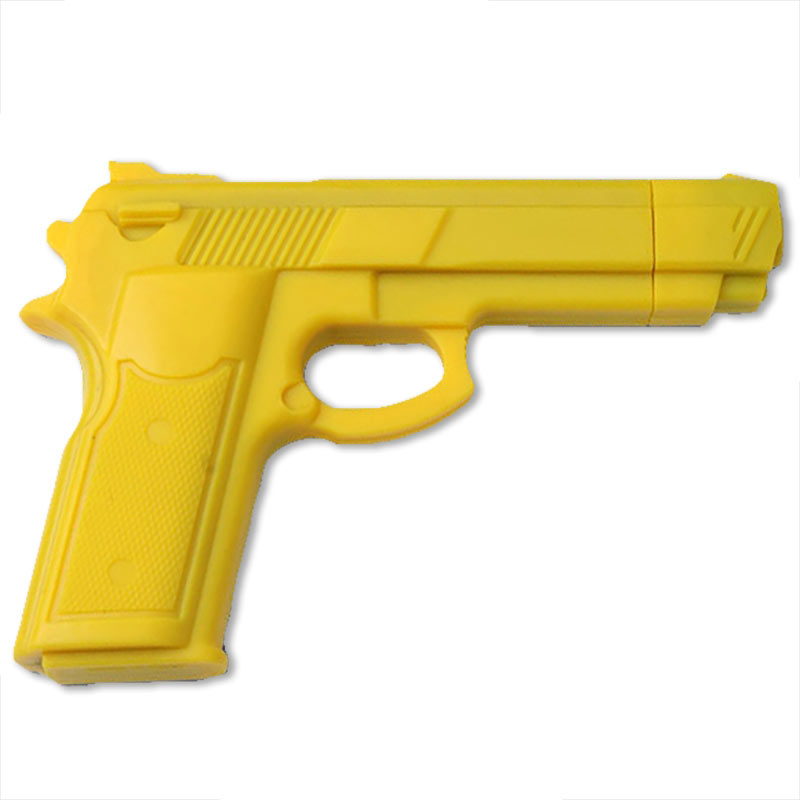 Yellow Rubber Gun