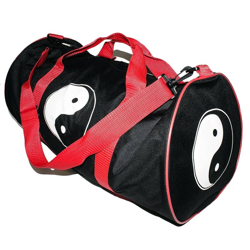 Yin Yang Gear Bag Ying Yang Duffel Bags Yin Yang Gym Bags