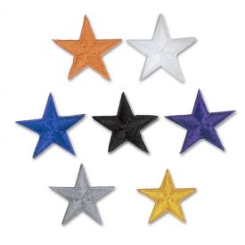 1-inch Star Rank Patches (clearance)