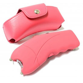 2.5 Million Volt Pink Stun Gun