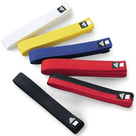 Adidas Colored Rank Belts