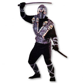 Adult Ninja Annihilator Costume