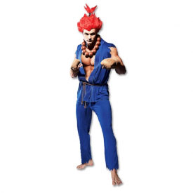 Akuma Street Fighter Costume