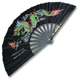 Aluminum Dragon Fan