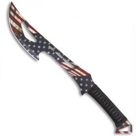 Hidden Blade Walking Stick - Walking Cane Spear - Steel
