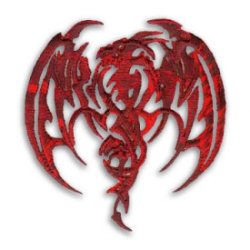 Ancient Red Dragon Patch