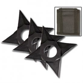 Anime Shuriken Set