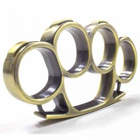 Antique Brass Knuckle Duster