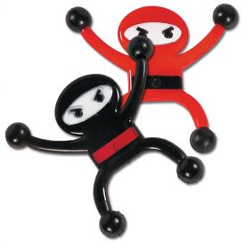 Back-Flipping Wall Ninjas (12-Pack)