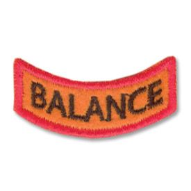 Balance Patch (2 Left In Stock)