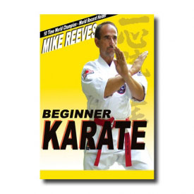 Beginner Karate (DVD)