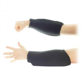 Black Cloth Forearm Guards