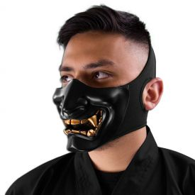 Black Demon Ninja Mask