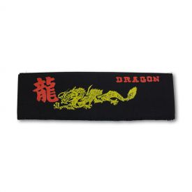 Black Dragon Headband