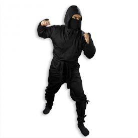 Black Ninja Uniform