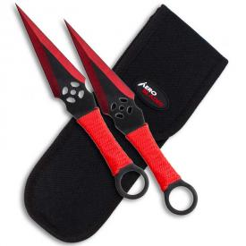 Blood Fang Kunai Set