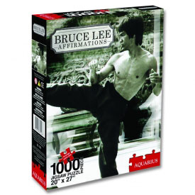 Bruce Lee Affirmations Puzzle