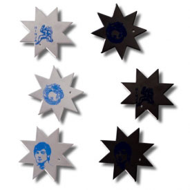 Decorative Throwing Stars