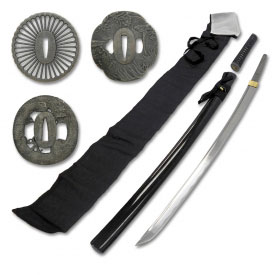 Build Your Own Real Steel Katana Kit