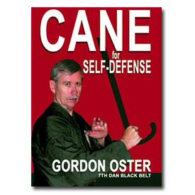 Cane for Self-Defense (DVD)