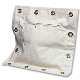 Canvas Iron Palm Bag