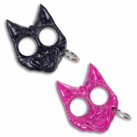 Cat Self-Defense Keychain