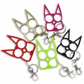 Cat Spike Keychain