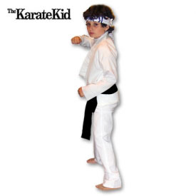 Child Karate Kid Costume
