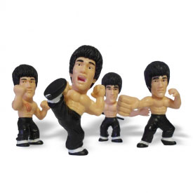 Martial Arts Master Figurines