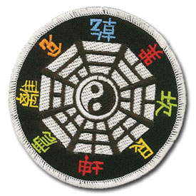 Chinese Pa Kua Patch