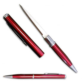 Classic Red Pen Knife