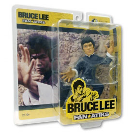 Collectible Bruce Lee Fist of Fury Figurine