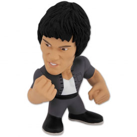 Collectible Bruce Lee Kung Fu Figurine