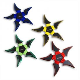 Colored Cord Shuriken Set