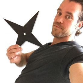 Colossal Ninja Star