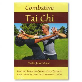 Combative Tai Chi with Jake Mace (DVD)