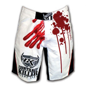 Contract Killer Stained Shorts