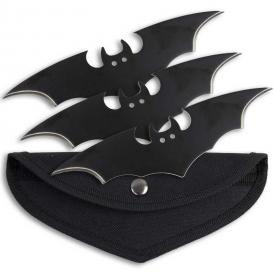 Dark Night Bat Throwers