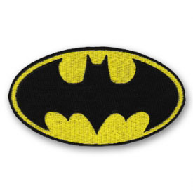 DC Comics Batman Patch