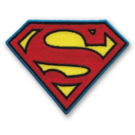 DC Comics Superman Patch