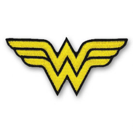 DC Comics Wonder Woman Patch
