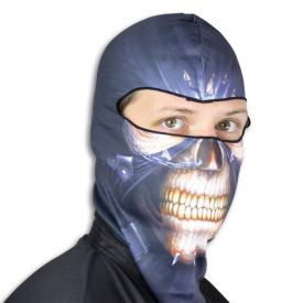 Death Metal Ninja Mask (1 Left In Stock)