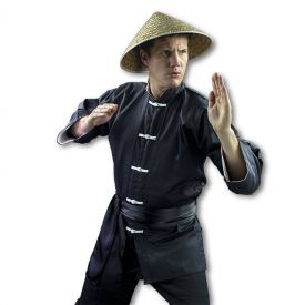 Deluxe Kung Fu Costume
