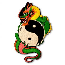 Dragon with Yin-Yang Patch
