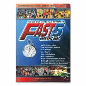 Fast 5 Kids: Karate Exercise DVD