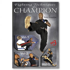 Fighting Techniques of a Champion (3-DVD Set)