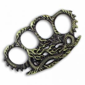 Flaming Dragon Knuckle Duster